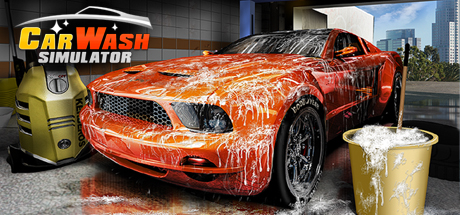 Car Wash Simulator PC Game Free Download