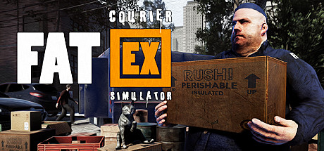 Fat[EX] Courier Simulator PC Game Free Download