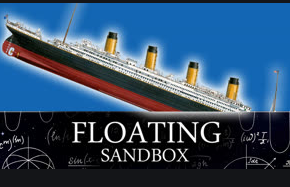 Floating Sandbox Simulator PC Game Free Download