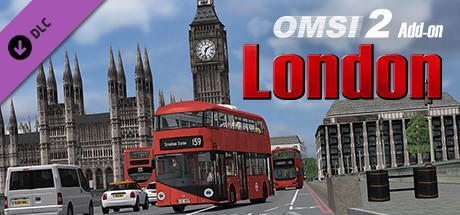 Download OMSI 2 Add On London Free PC Game