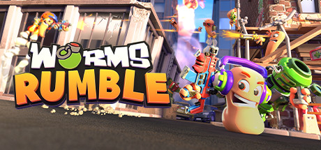 Download Worms Rumble Free PC Game