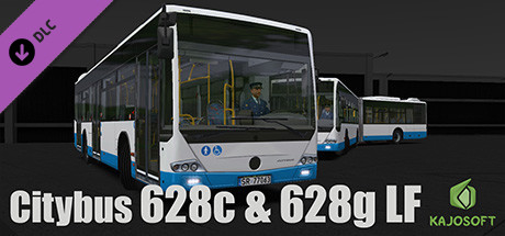 OMSI 2 Add on Citybus 628c & 628g LF PC Game Free Download