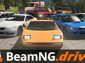 Download BeamNG drive Game Free for Mac and PC